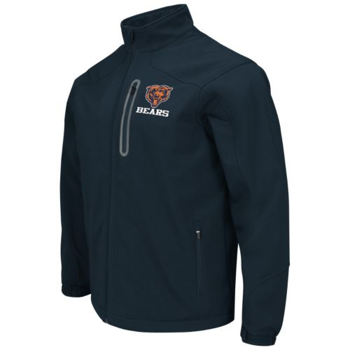 Men's Chicago Bears Softshell Jacket