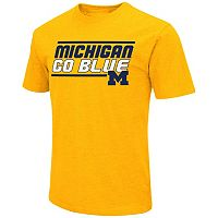 Men's Campus Heritage Michigan Wolverines Fan Favorite Tee