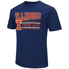 Men's Campus Heritage Illinois Fighting Illini Vintage Tee