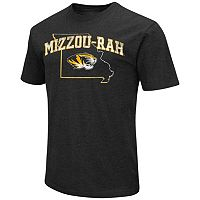 Men's Campus Heritage Missouri Tigers State Tee