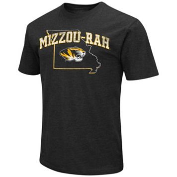 Men's Campus Heritage Missouri Tigers State Tee