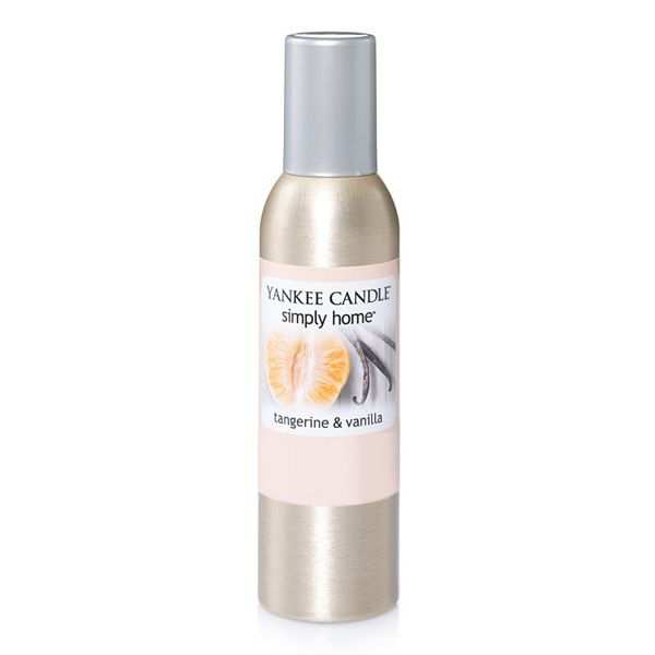 Yankee Candle Simply Home Tangerine Vanilla Room Spray