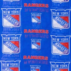 Women's Forever Collectibles New York Rangers Logo Infinity Scarf
