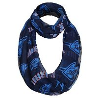 Women's Forever Collectibles Oklahoma City Thunder Logo Infinity Scarf