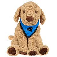 Forever Collectibles Carolina Panthers Bandana Plush Dog