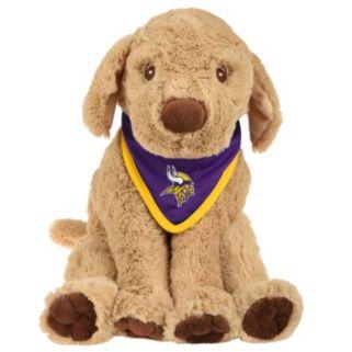 Forever Collectibles Minnesota Vikings Bandana Plush Dog