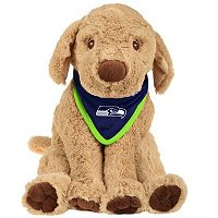 Forever Collectibles Seattle Seahawks Bandana Plush Dog