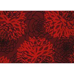 United Weavers China Garden Fragrance Floral Rug