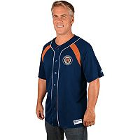 Men's Majestic Detroit Tigers Cooperstown Peak Power Output Jersey