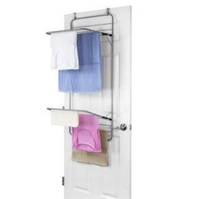 Sunbeam Over The Door Towel Drying Rack