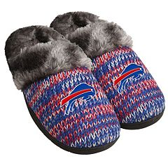 Women's Forever Collectibles Buffalo Bills Peak Slide Slippers