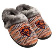 Women's Forever Collectibles Chicago Bears Peak Slide Slippers