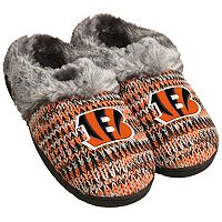Women's Forever Collectibles Cincinnati Bengals Peak Slide Slippers