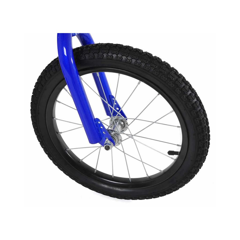 Youth Vilano 16-Inch BMX Style Blue Bike