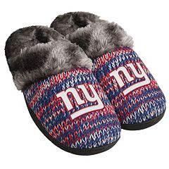 Women's Forever Collectibles New York Giants Peak Slide Slippers