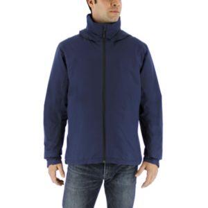 Men's adidas Wandertag Climaproof Insulated Hooded Rain Jacket