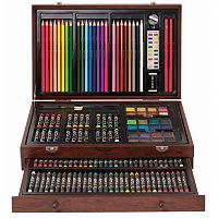 Art 101 142 pc Wood Art Set