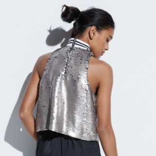 k/lab The Sequin Tank