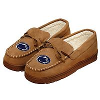 Men's Forever Collectibles Penn State Nittany Lions Moccasin Slippers