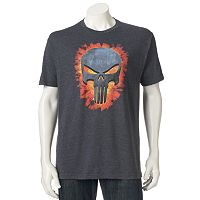 Men's Marvel The Punisher Tee