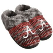 Women's Forever Collectibles Alabama Crimson Tide Peak Slide Slippers