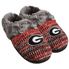 Women's Forever Collectibles Georgia Bulldogs Peak Slide Slippers