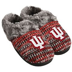 Women's Forever Collectibles Indiana Hoosiers Peak Slide Slippers