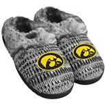 Women's Forever Collectibles Iowa Hawkeyes Peak Slide Slippers