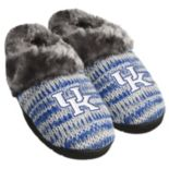 Women's Forever Collectibles Kentucky Wildcats Peak Slide Slippers