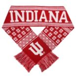 Adult Forever Collectibles Indiana Hoosiers Lodge Scarf