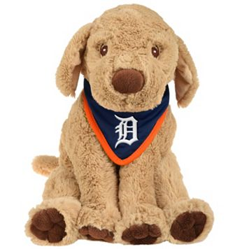 Forever Collectibles Detroit Tigers Bandana Plush Dog