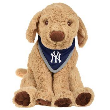 official photos 5fda8 2e0e0 Forever Collectibles New York Yankees Bandana Plush Dog