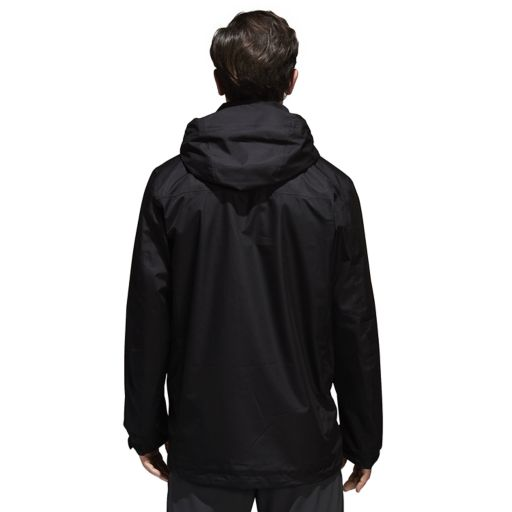 Men's adidas Wandertag Climaproof Hooded Rain Jacket