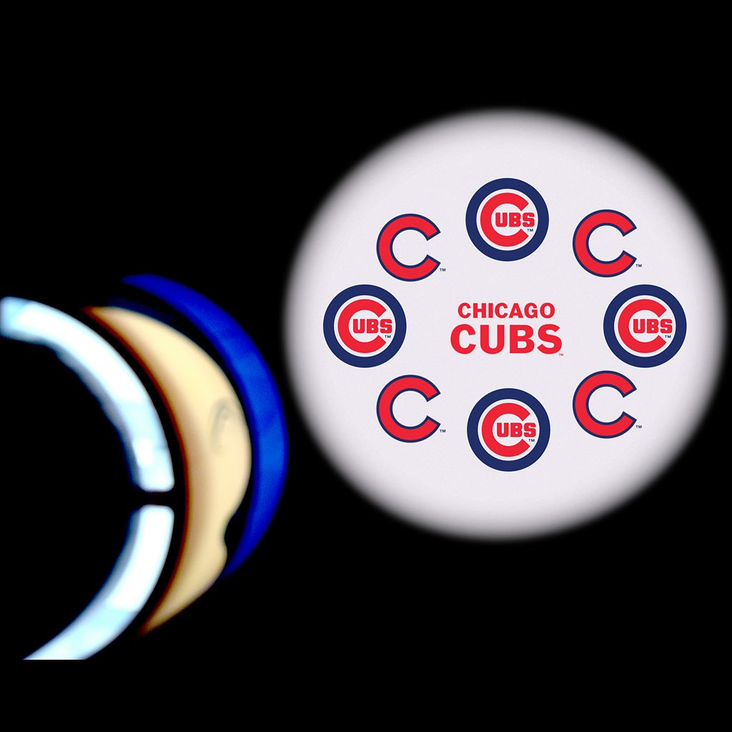 Forever Collectibles Chicago Cubs Desk Lamp