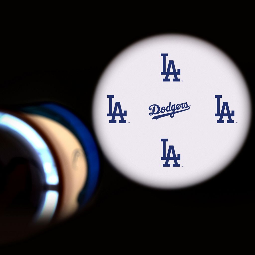 Forever Collectibles Los Angeles Dodgers Desk Lamp