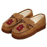 Men's Forever Collectibles St. Louis Cardinals Moccasin Slippers