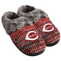 Women's Forever Collectibles Cincinnati Reds Peak Slide Slippers