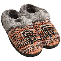 Women's Forever Collectibles San Francisco Giants Peak Slide Slippers