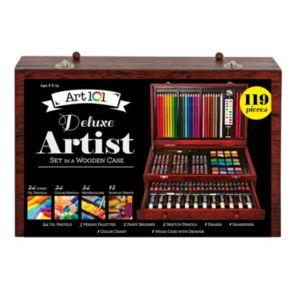 Art 101 119-pc. Wood Art Set