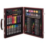 Art 101 82 pc Wood Art Set