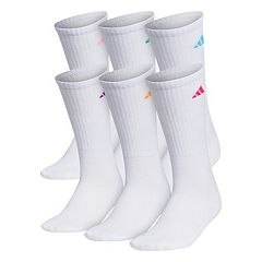 Women's adidas 6-pk. climalite Compression Crew Socks