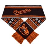 Adult Forever Collectibles Baltimore Orioles Lodge Scarf