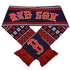 Adult Forever Collectibles Boston Red Sox Lodge Scarf