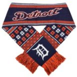 Adult Forever Collectibles Detroit Tigers Lodge Scarf
