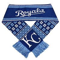 Adult Forever Collectibles Kansas City Royals Lodge Scarf