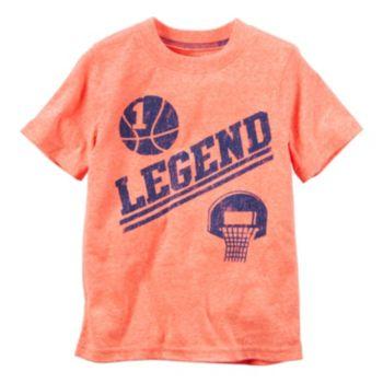 "Boys 4-8 Carter's ""Legend"" Tee"