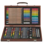Art 101 111 pc Drawing, Sketching & Doodling Wood Art Set