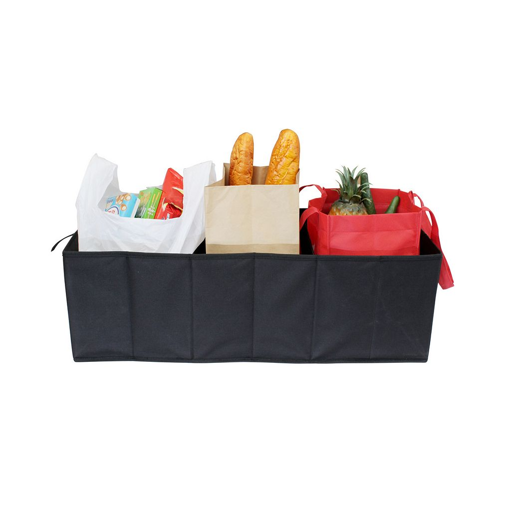 Home Basics Foldable Trunk Organizer