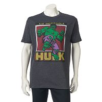 Men's Marvel Incredible Hulk Tee