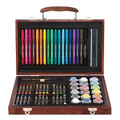 Art 101 65 pc Wood Art Set